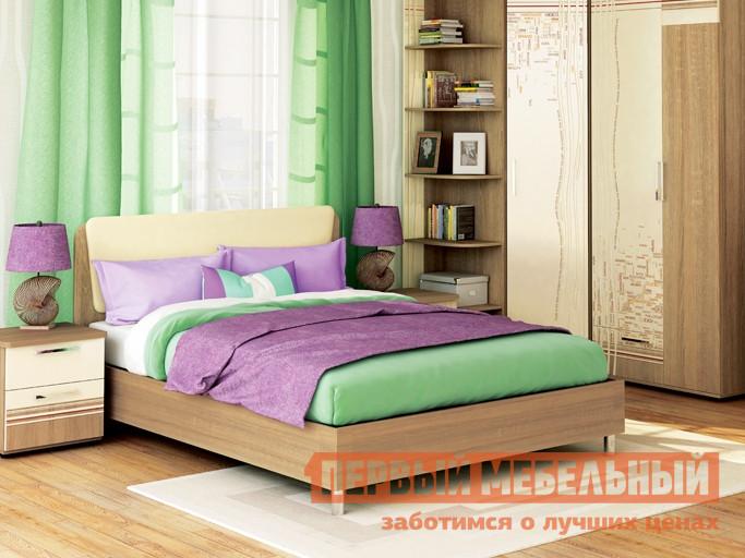 Двуспальная кровать Витра 54.х двуспальная кровать витра 95 01 95 02 ок1 ок2