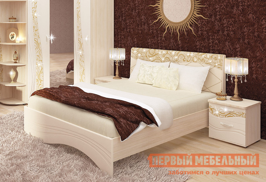 Двуспальная кровать Витра 98.01 кровать витра 54 11