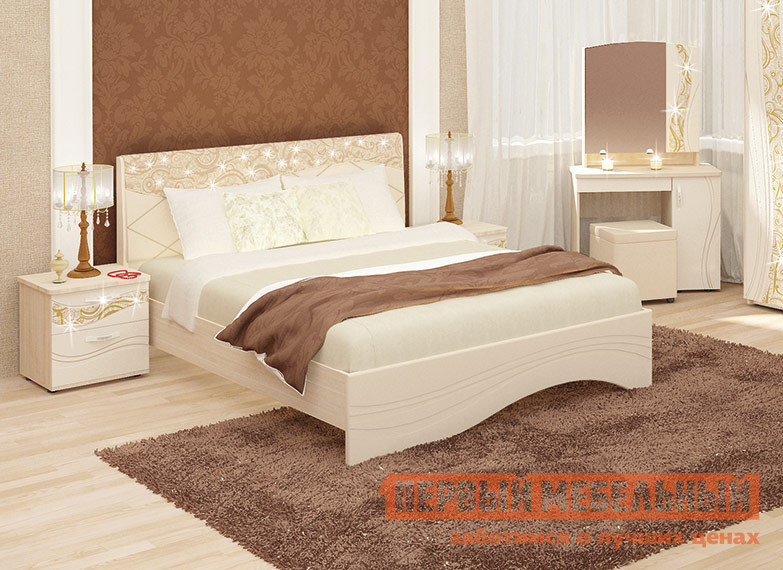 Двуспальная кровать Витра 98.02 кровать витра 54 11