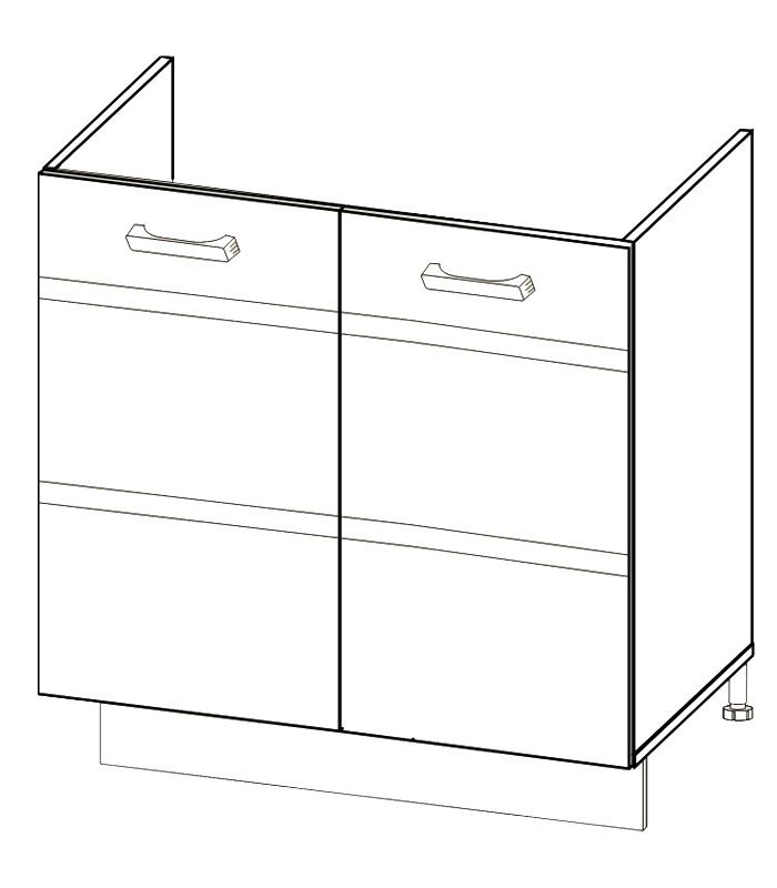 Стол с ящиками Витра 08.67.2 стол с ящиками витра 16 59