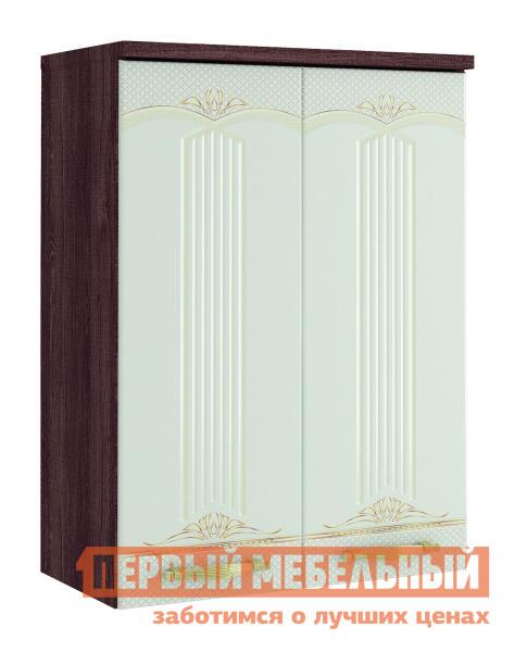 Шкаф с полками Витра 11.06 шкаф с полками дсп и зеркальной дверью орион