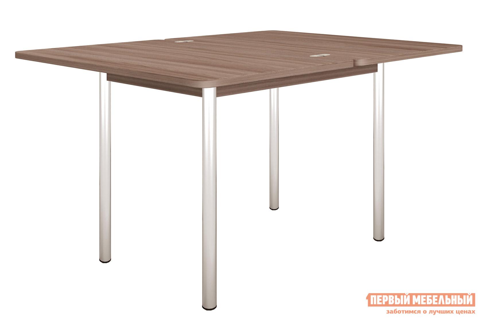 Кухонный стол Витра Орфей-1.2 Ясень Шимо темный