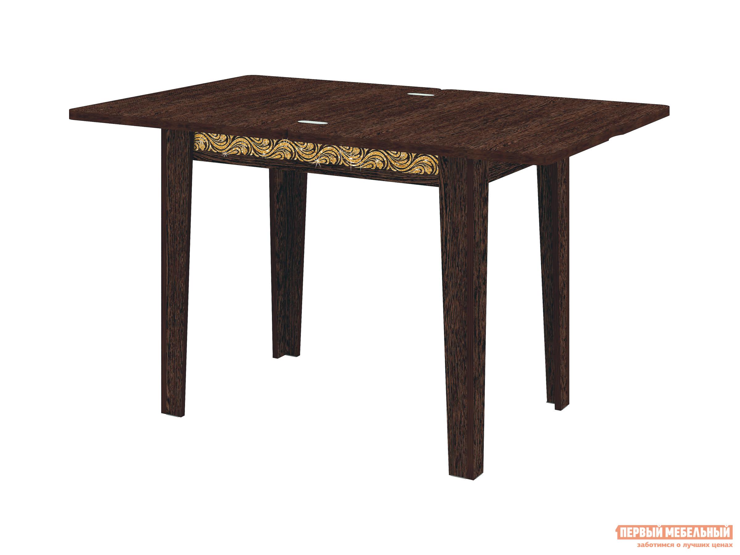 Купить со скидкой Кухонный стол Витра Орфей-26.10 Лайт Венге