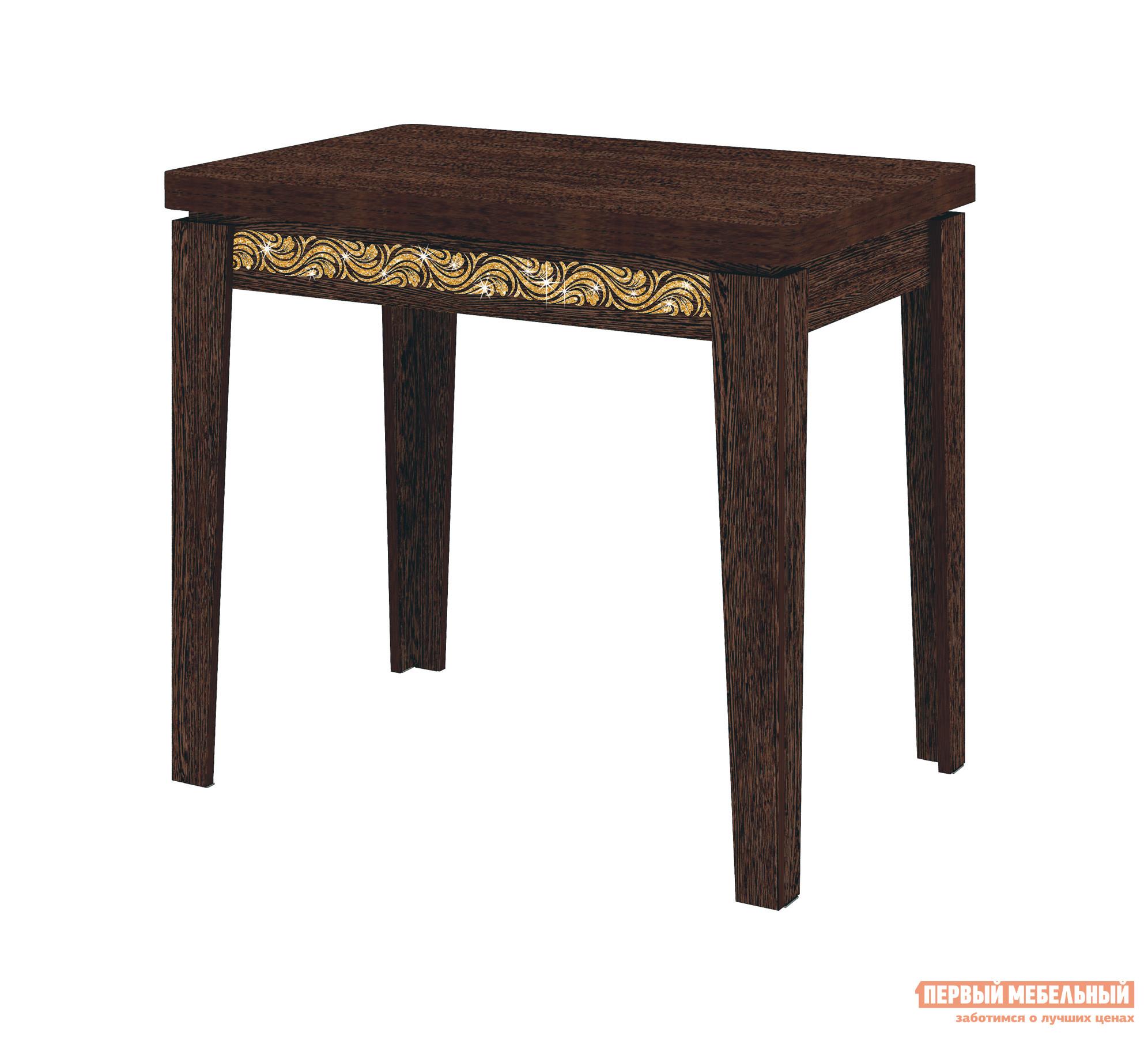 Кухонный стол Витра Орфей-26.10 Лайт Венге