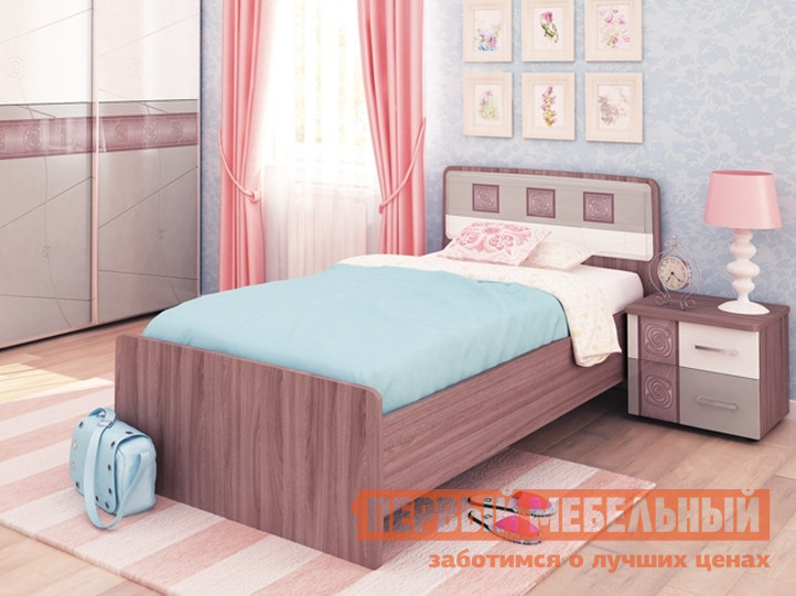 Кровать Витра Розали 96.04 витра кровать бриз 54 10