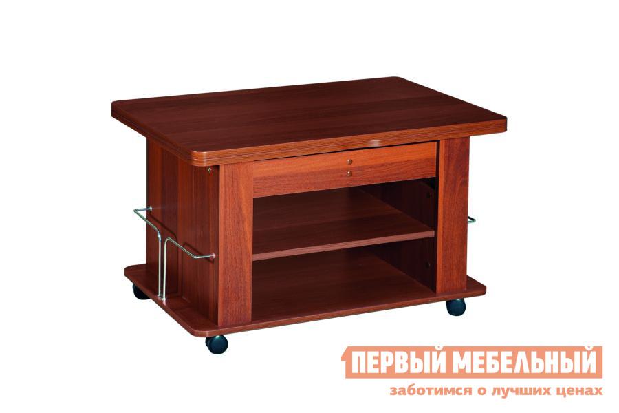Журнальный стол-трансформер обеденный на колесиках Витра Агат-19.1