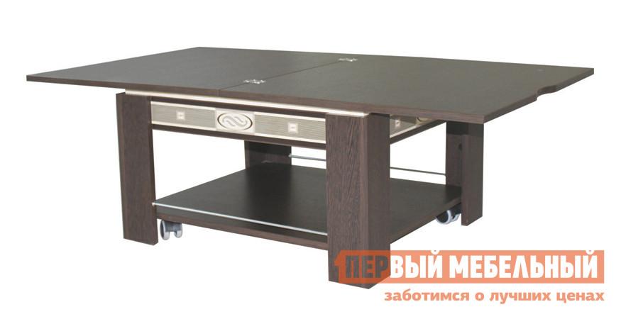 Журнальный столик Витра Агат-21 Венге / Клен танзай от Купистол