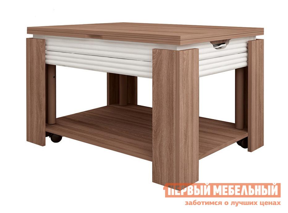 Журнально-обеденный стол Витра Агат-26.1 журнальный стол витра агат 21