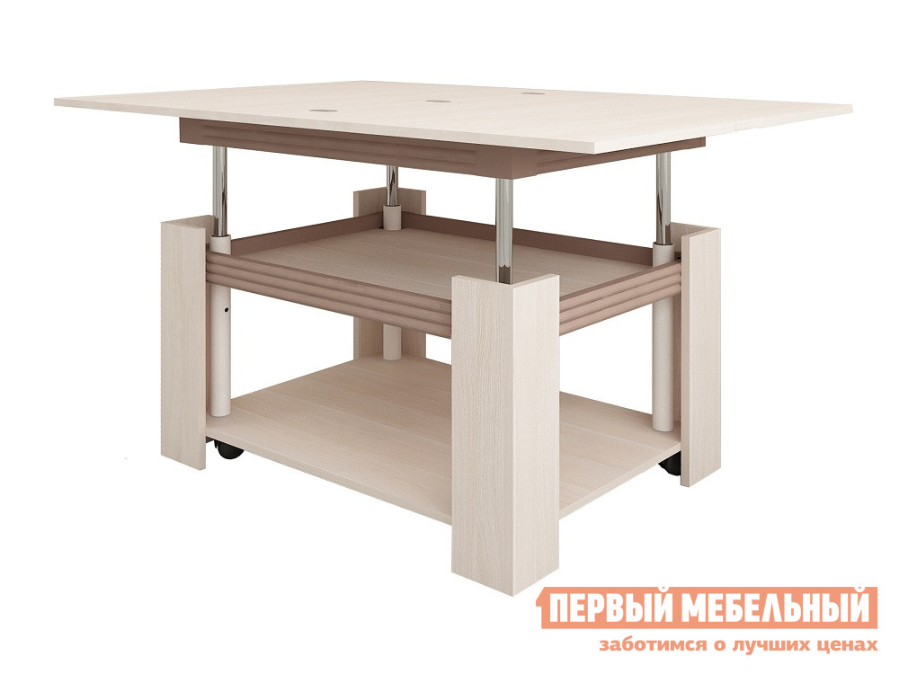 Журнальный столик Витра Агат-26.1 Дуб Кобург / Урбан Спайс от Купистол