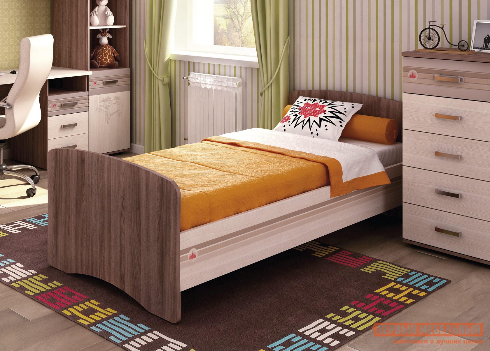 Детская кровать Витра Британия-52.10 витра рубин 42 16