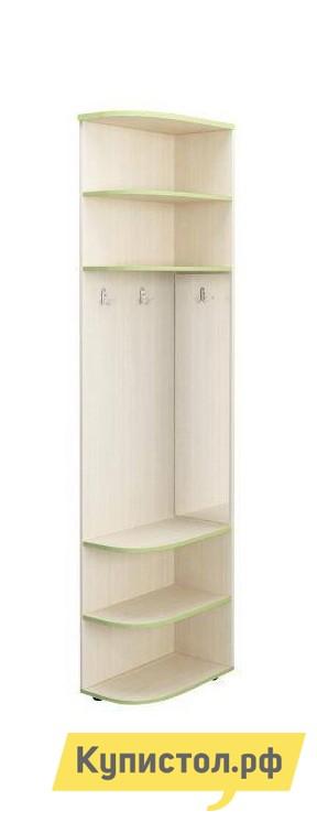 Угловой детский стеллаж Витра Акварель-53.05 шкаф угловой витра 10 20