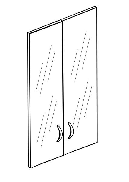 Дверь Витра 61(62).38 стол с ящиками витра 19 71