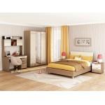 Комплект мебели для спальни Бриз К15