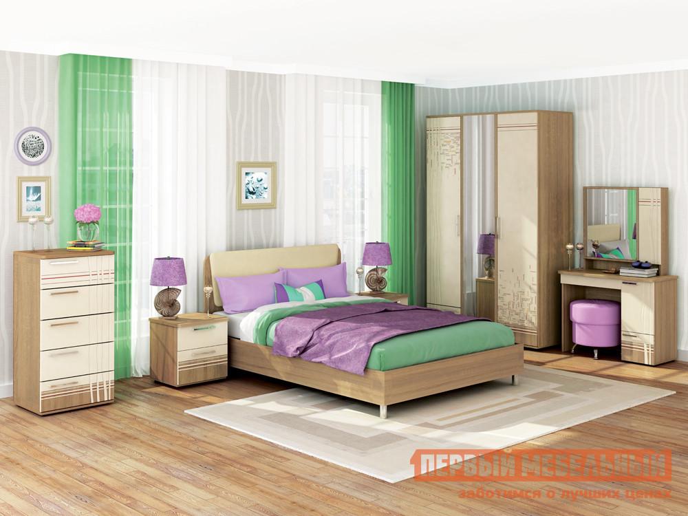 Комплект мебели для спальни Витра Бриз К11