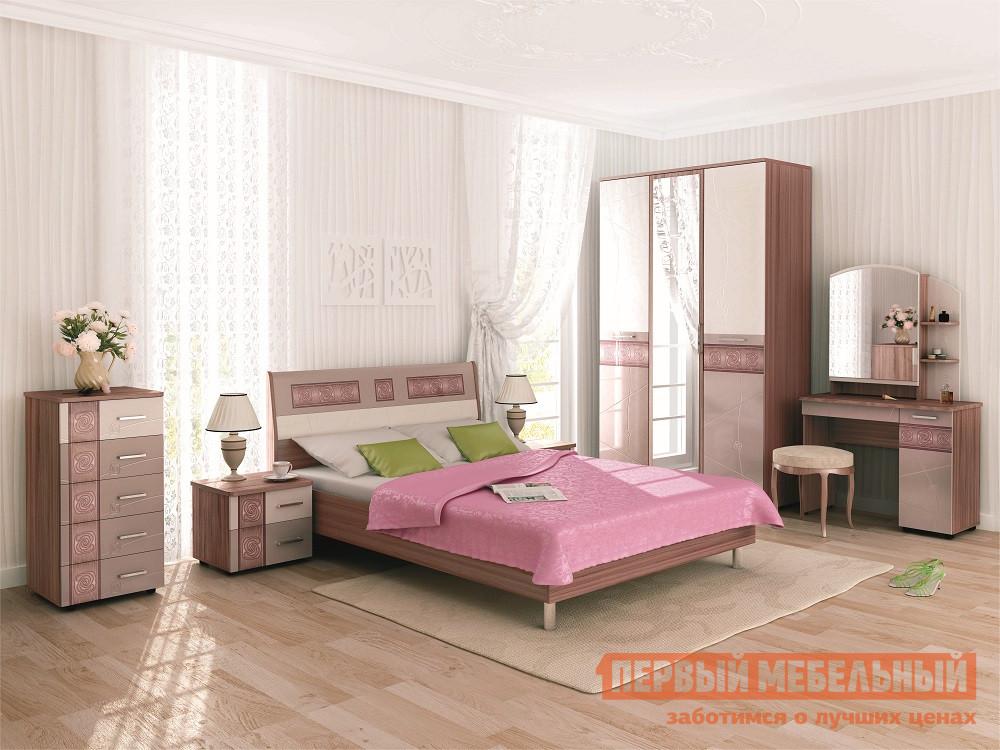 Комплект мебели для спальни Витра Розали К10 комплект мебели для кухни витра палермо 300