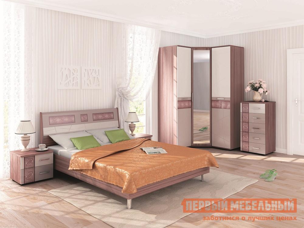 Комплект мебели для спальни Витра Розали К14 комплект мебели для кухни витра палермо 300