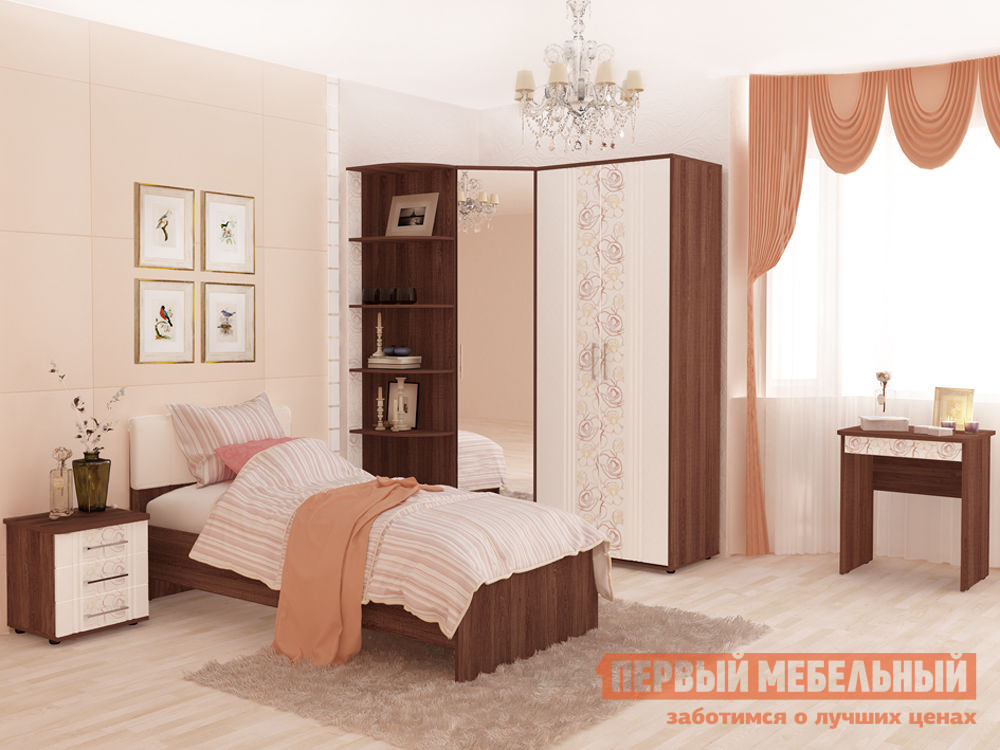 Комплект мебели для спальни Витра Джулия К7 комплект мебели для спальни витра бриз к11