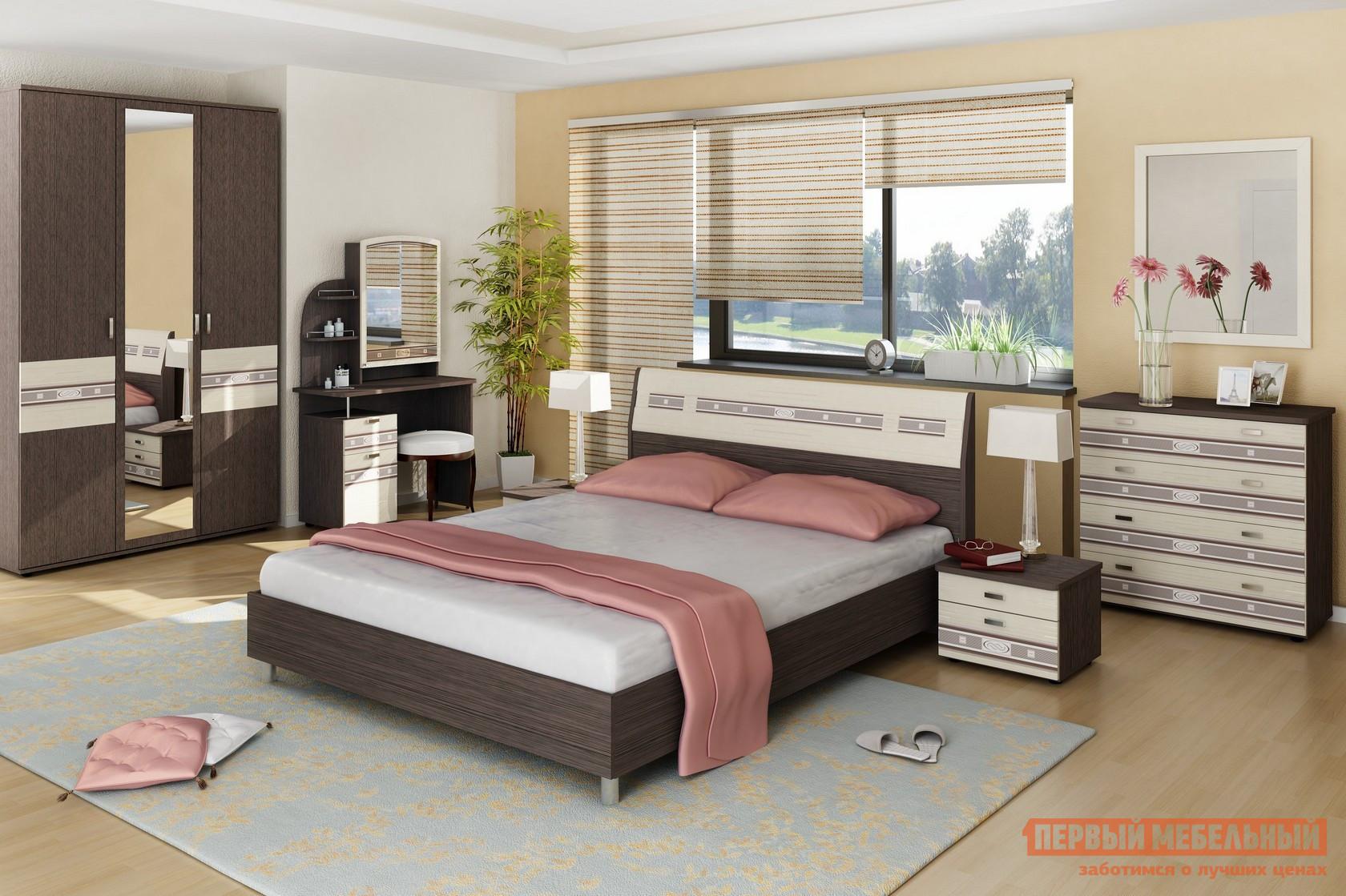Комплект мебели для спальни Витра Ривьера К1 комплект детской мебели трия навигатор к1