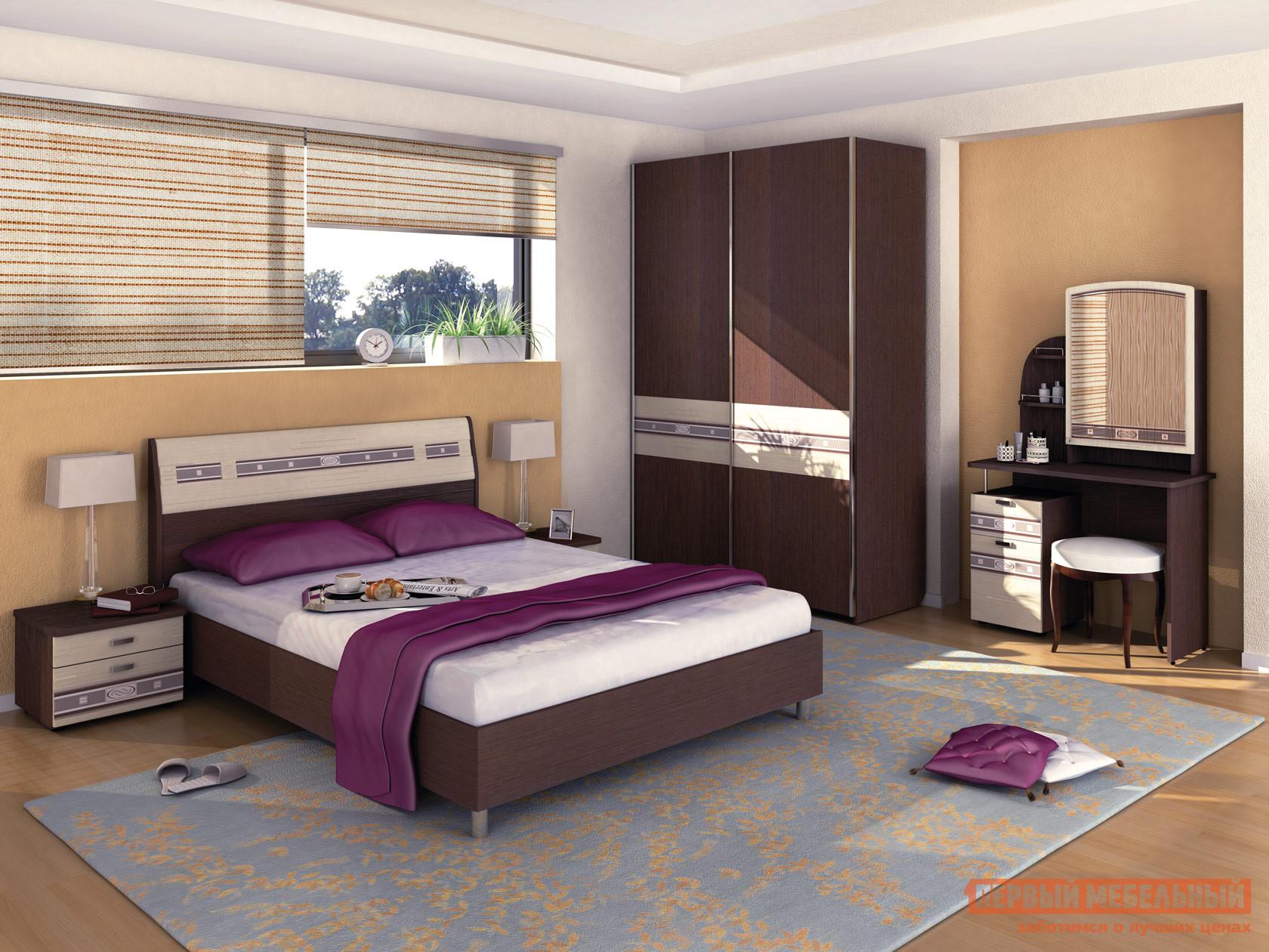 Комплект мебели для спальни Витра Ривьера К3 кухонный гарнитур витра глория 3 к3