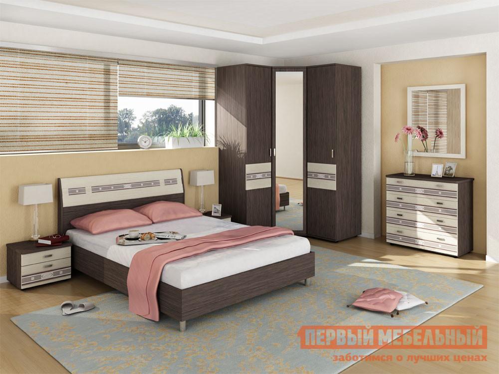 Комплект мебели для спальни Витра Ривьера К4