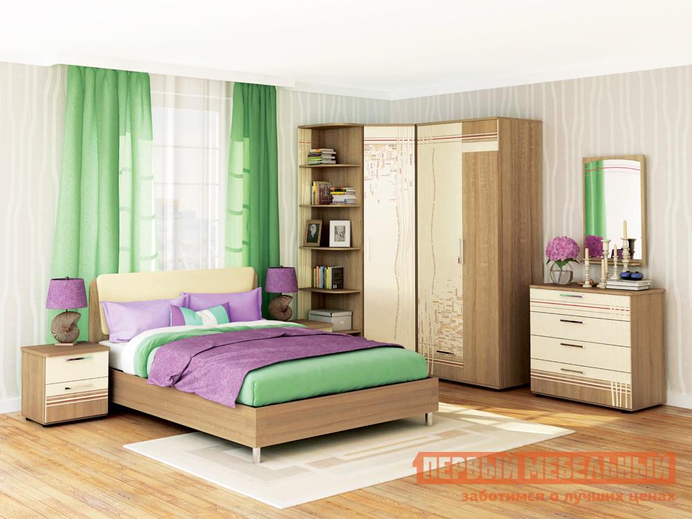 Комплект мебели для спальни Витра Бриз К12