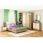 Комплект мебели для спальни Бриз К12