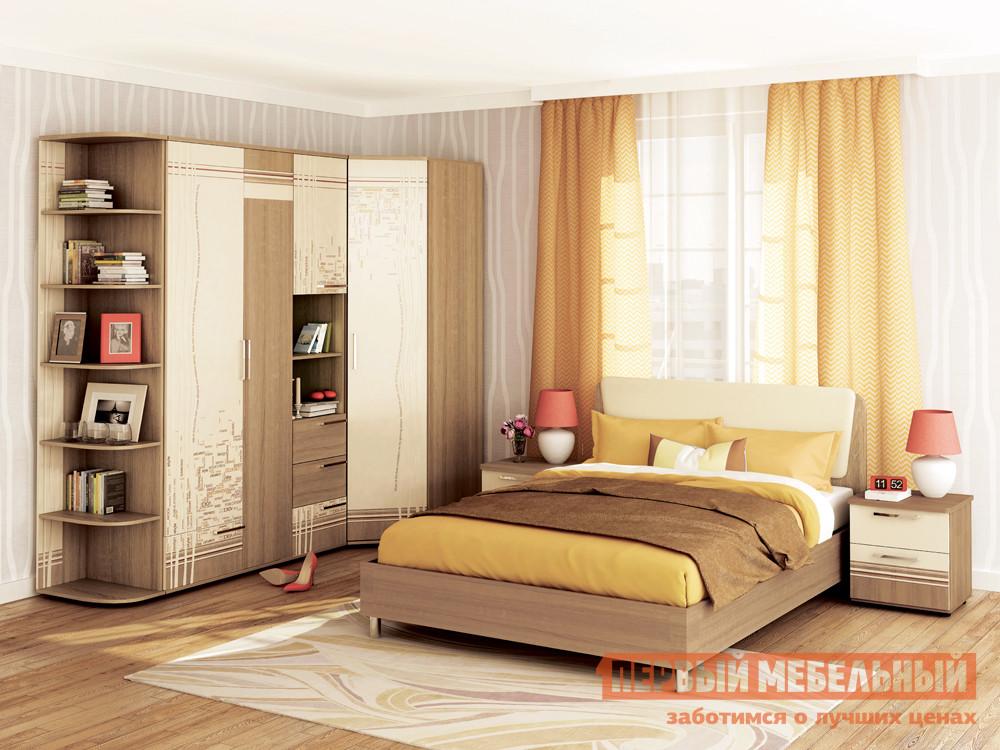 Комплект мебели для спальни Витра Бриз К13