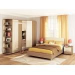 Комплект мебели для спальни Бриз К13