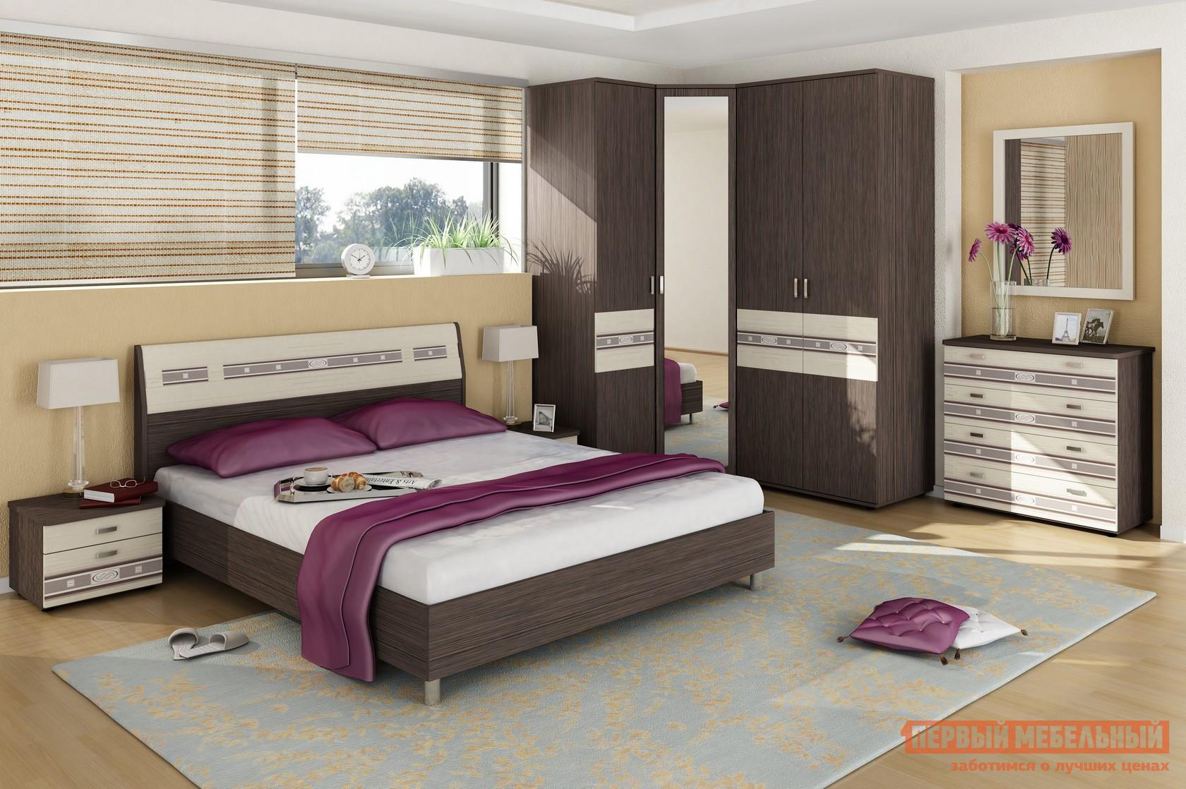 Комплект мебели для спальни Витра Ривьера К2