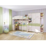 Комплект детской мебели Акварель К2