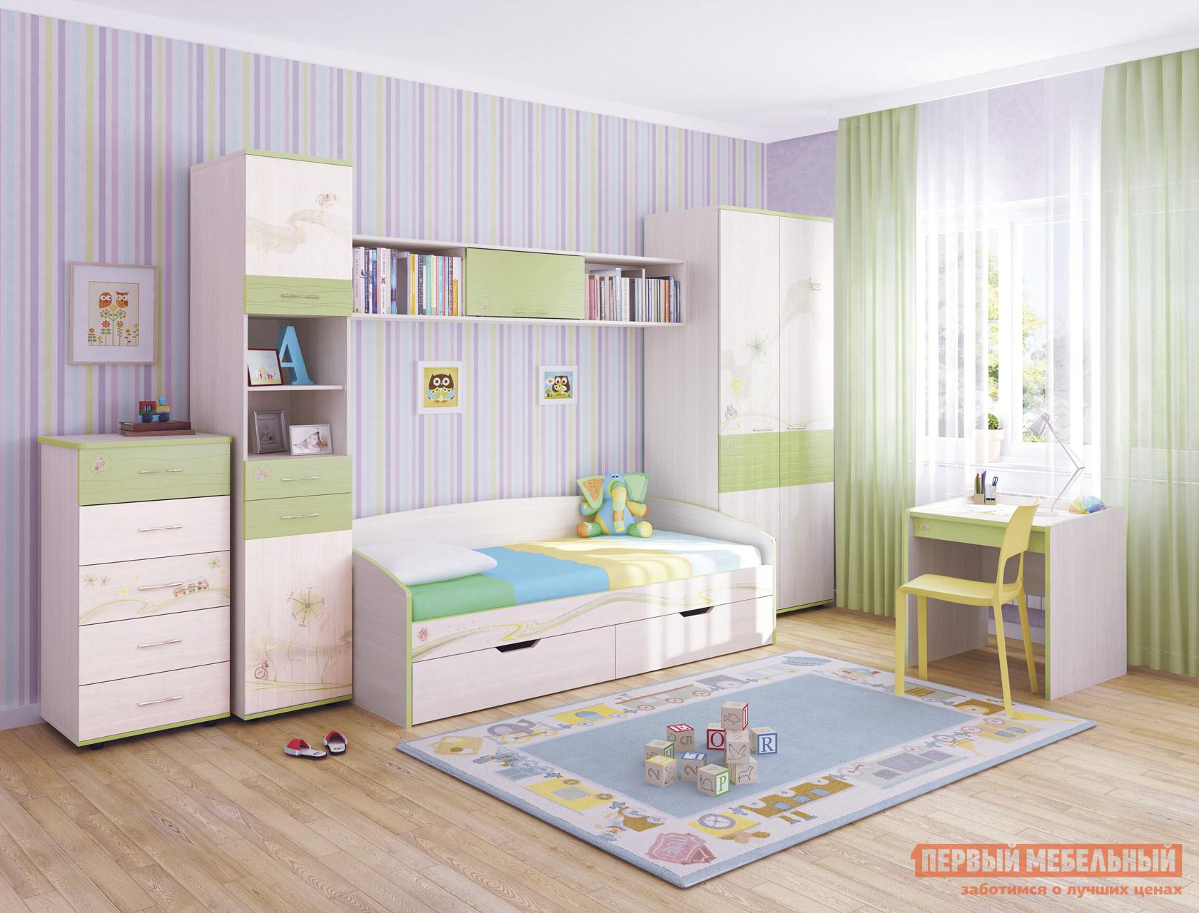 Комплект детской мебели Витра Акварель К4 комплект мебели для кухни витра палермо 300