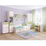 Комплект детской мебели Акварель К4