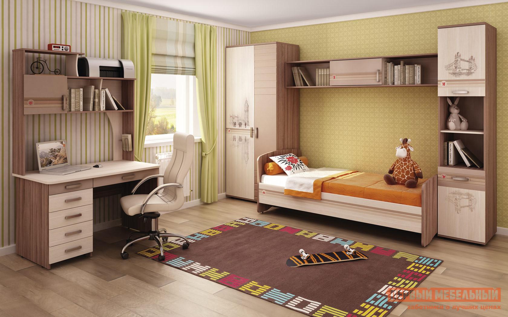 Комплект детской мебели Витра Британия К2 комплект детской мебели витра бриз к2