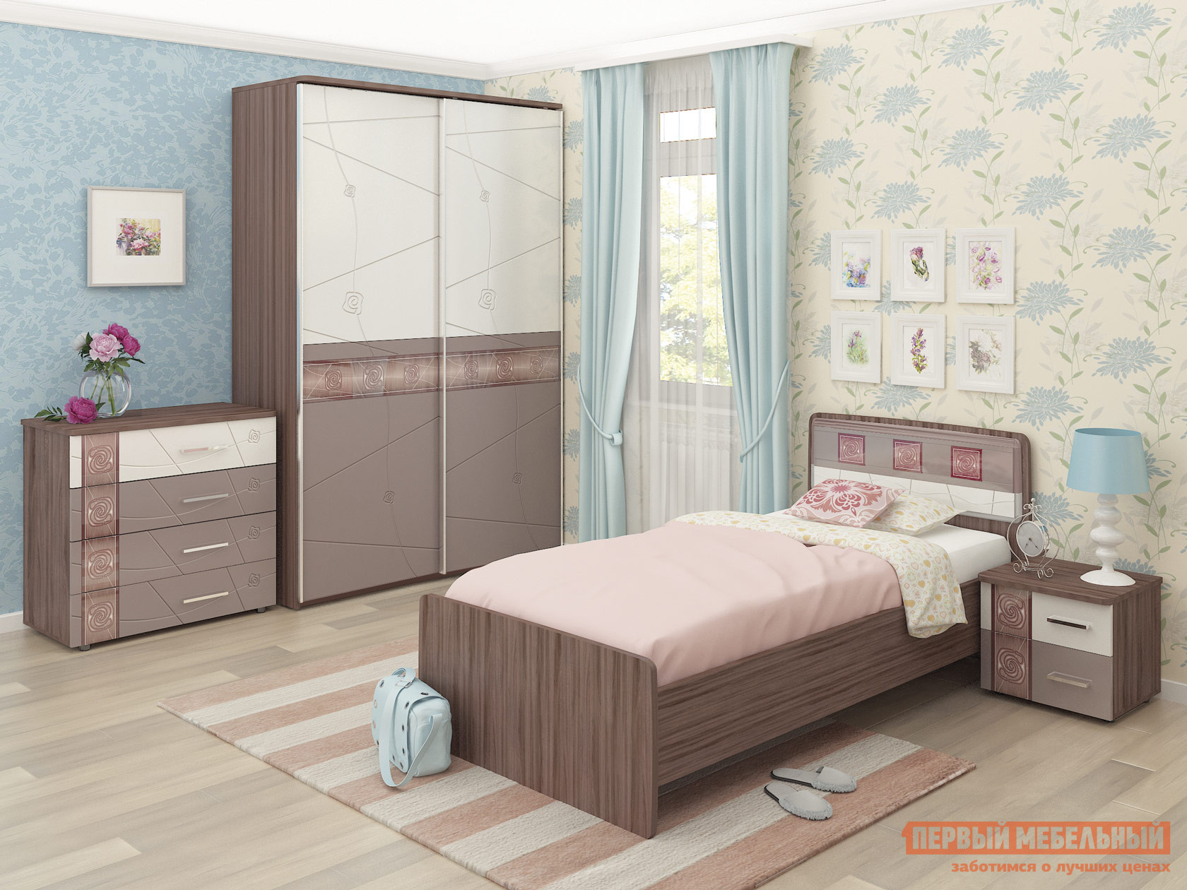 Комплект детской мебели Витра Розали К5