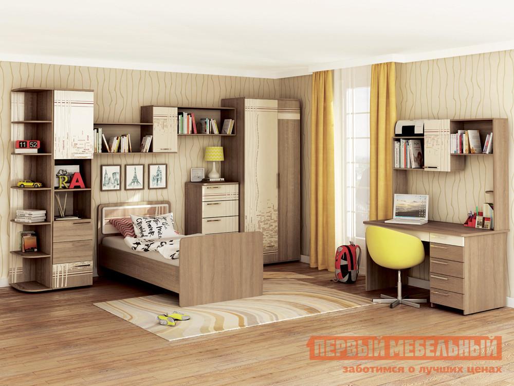 Комплект детской мебели Витра Бриз К4 комплект мебели для спальни витра бриз к11