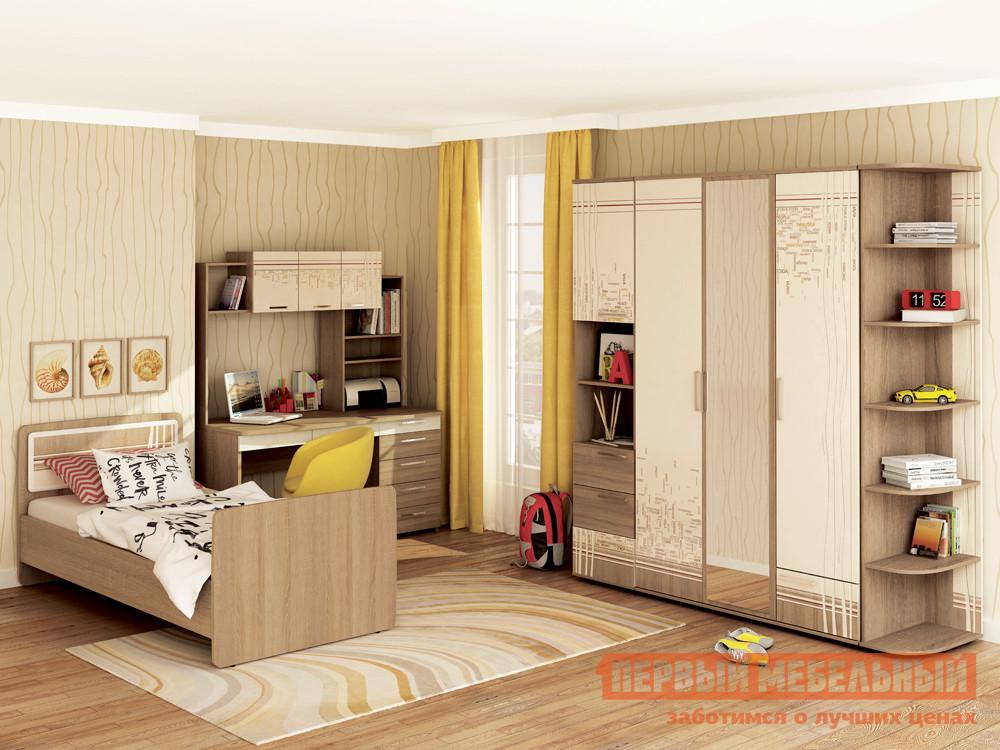 Комплект детской мебели Витра Бриз К2 комплект мебели для спальни витра бриз к11