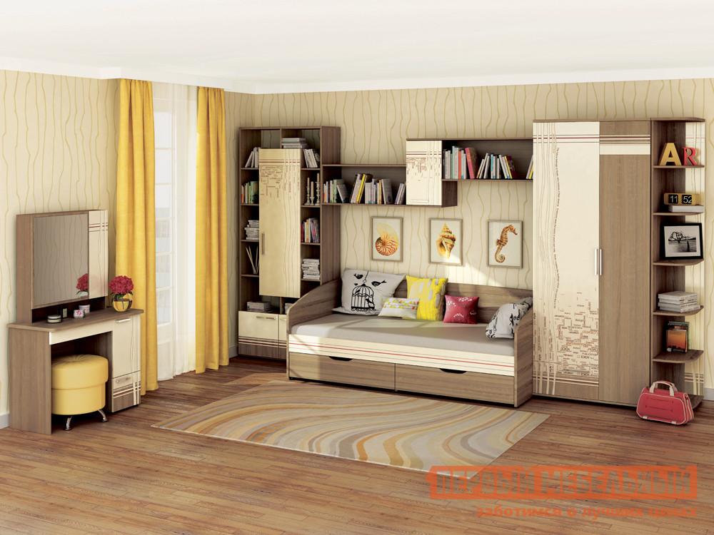 Комплект детской мебели Витра Бриз К3 комплект детской мебели витра бриз к2