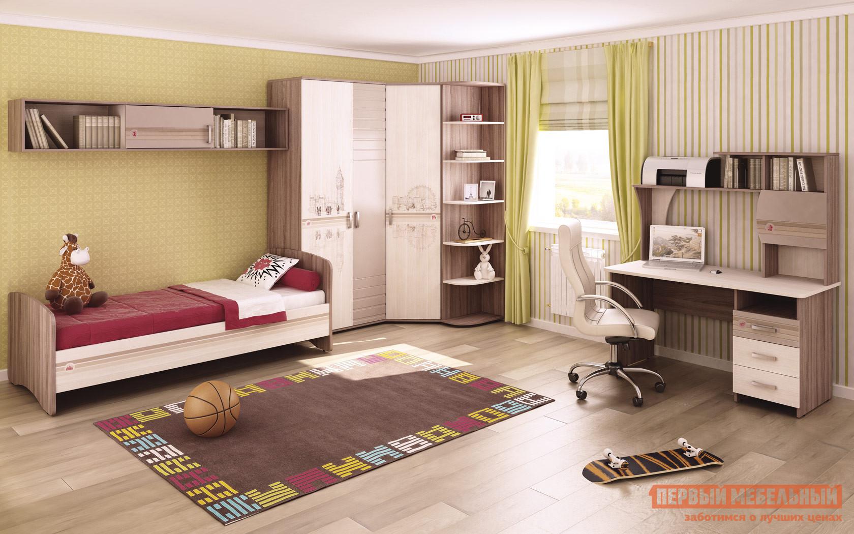 Комплект детской мебели Витра Британия К1 спальный гарнитур трия саванна к1