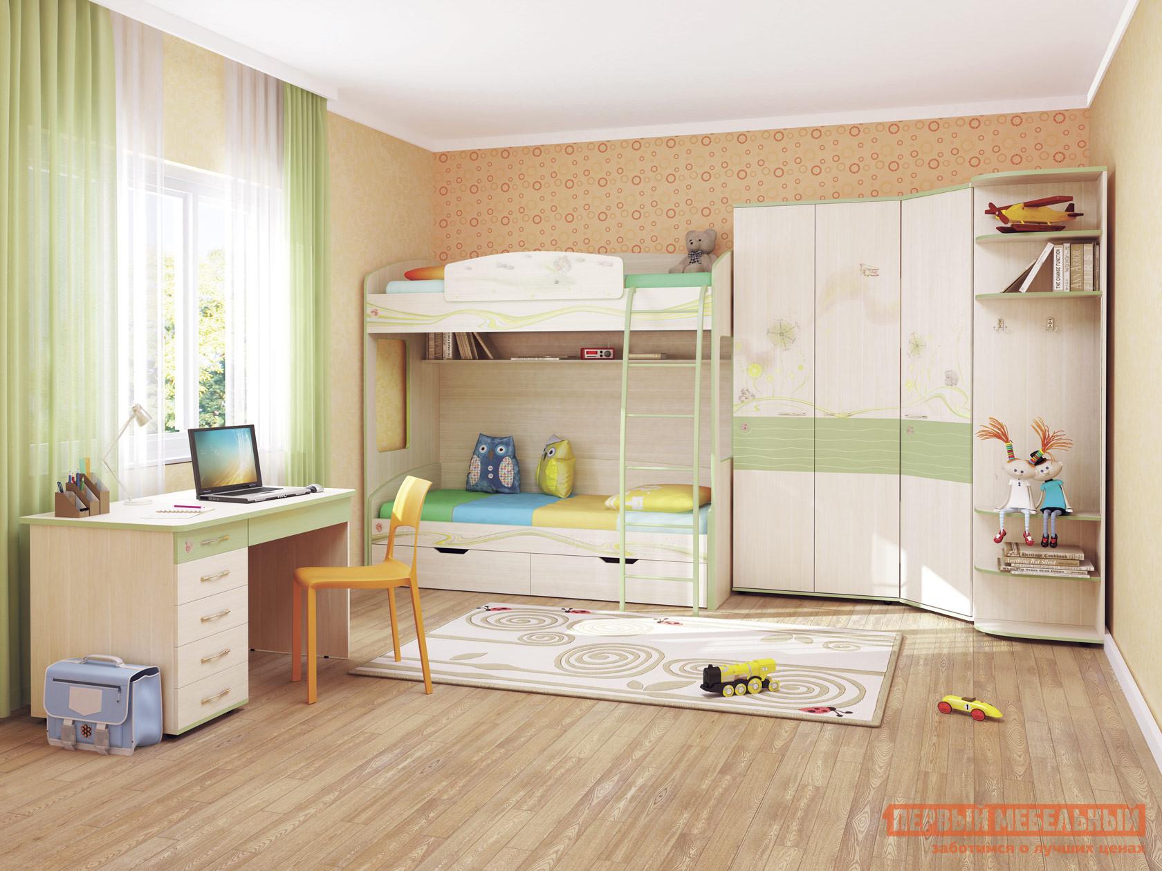 Комплект детской мебели Витра Акварель К1 комплект офисной мебели витра лидер к1