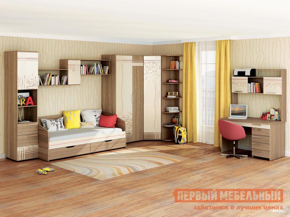 Комплект детской мебели Витра Бриз К1 спальный гарнитур трия саванна к1