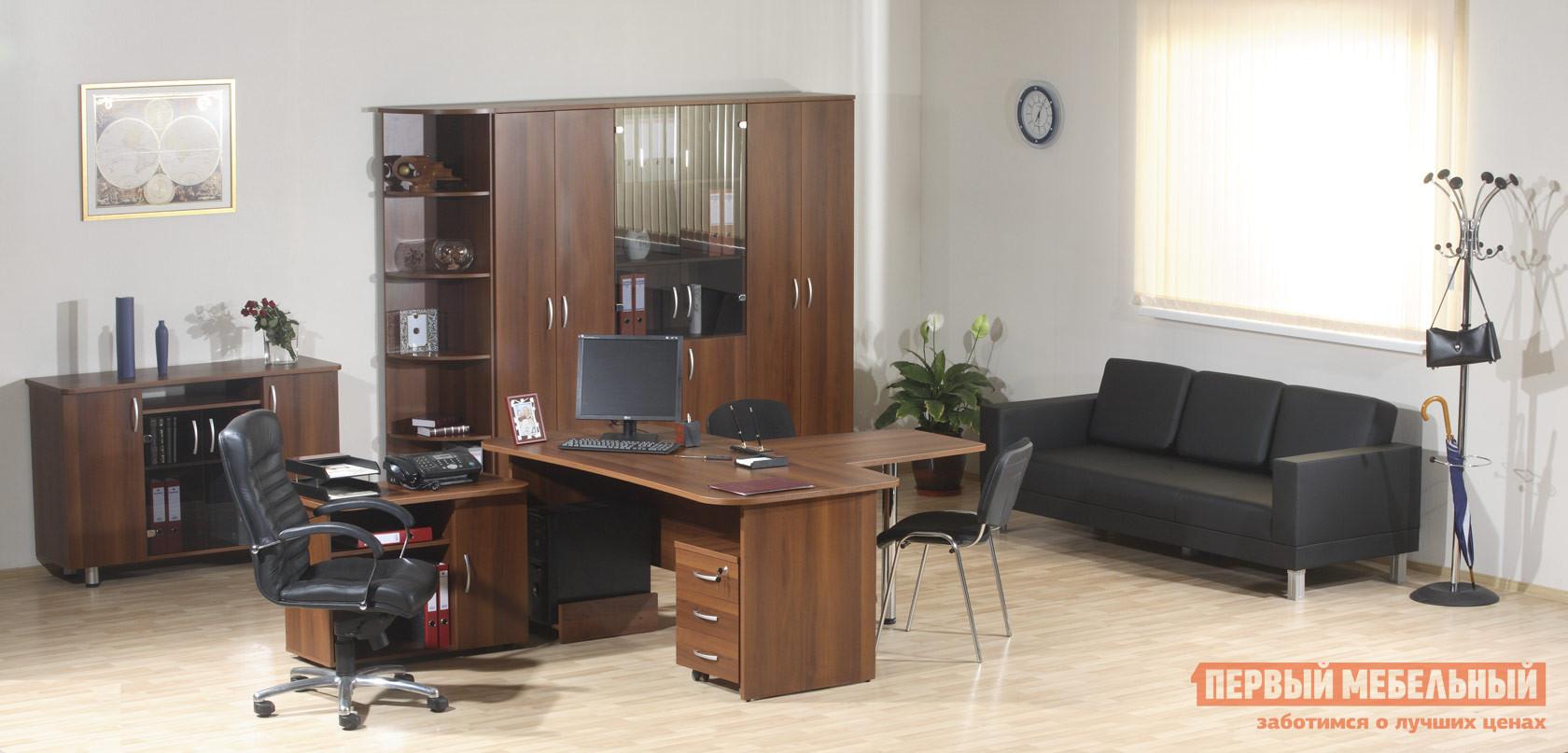 Комплект офисной мебели Витра Лидер К3 комплект офисной мебели pointex свифт к3 темный