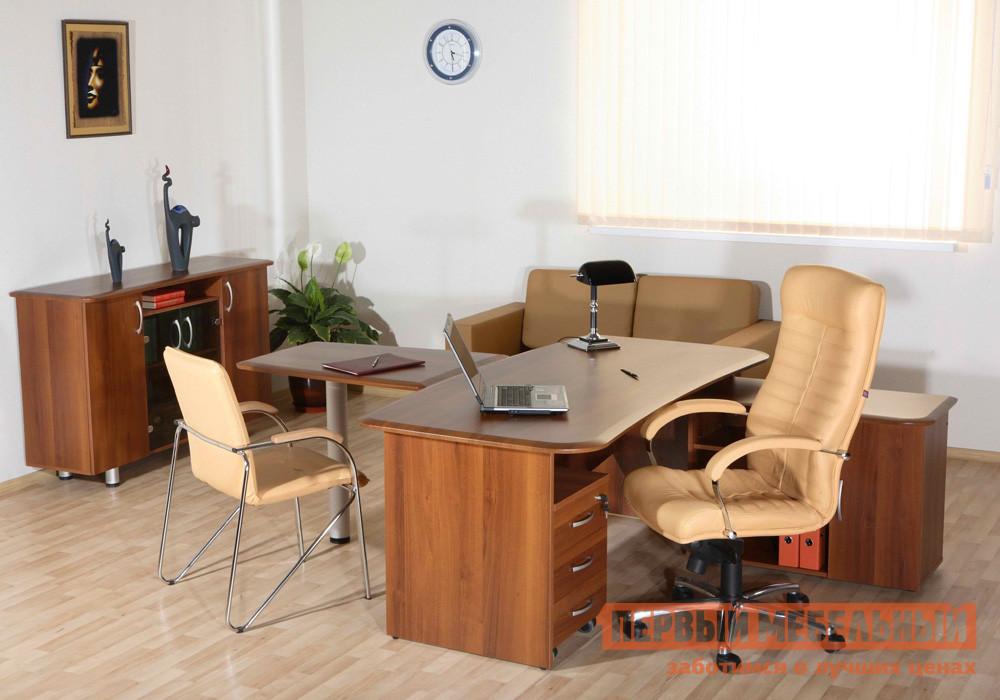 Комплект офисной мебели Витра Лидер Люкс К1 комплект офисной мебели riva рива ресепшн к1