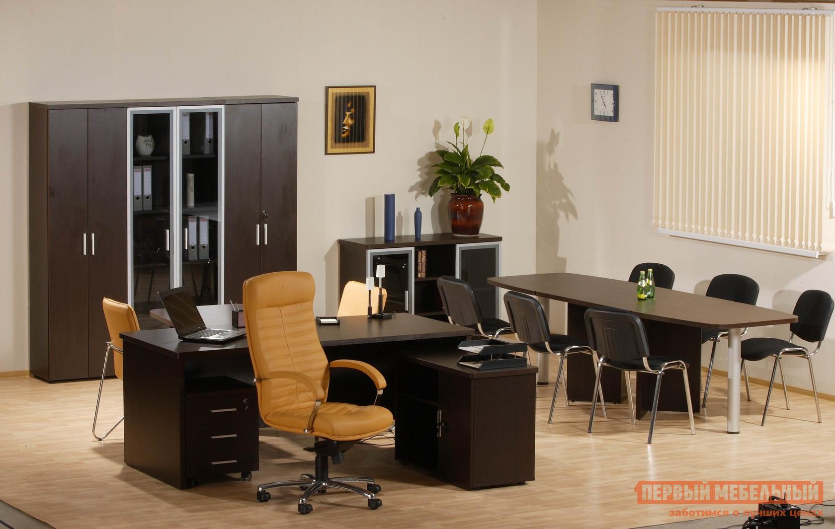 Комплект офисной мебели Витра Цезарь К1 комплект офисной мебели riva рива ресепшн к1