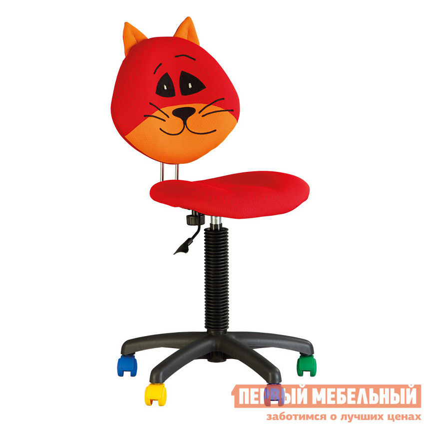 Детское компьютерное кресло NOWYSTYL CAT GTS PL55