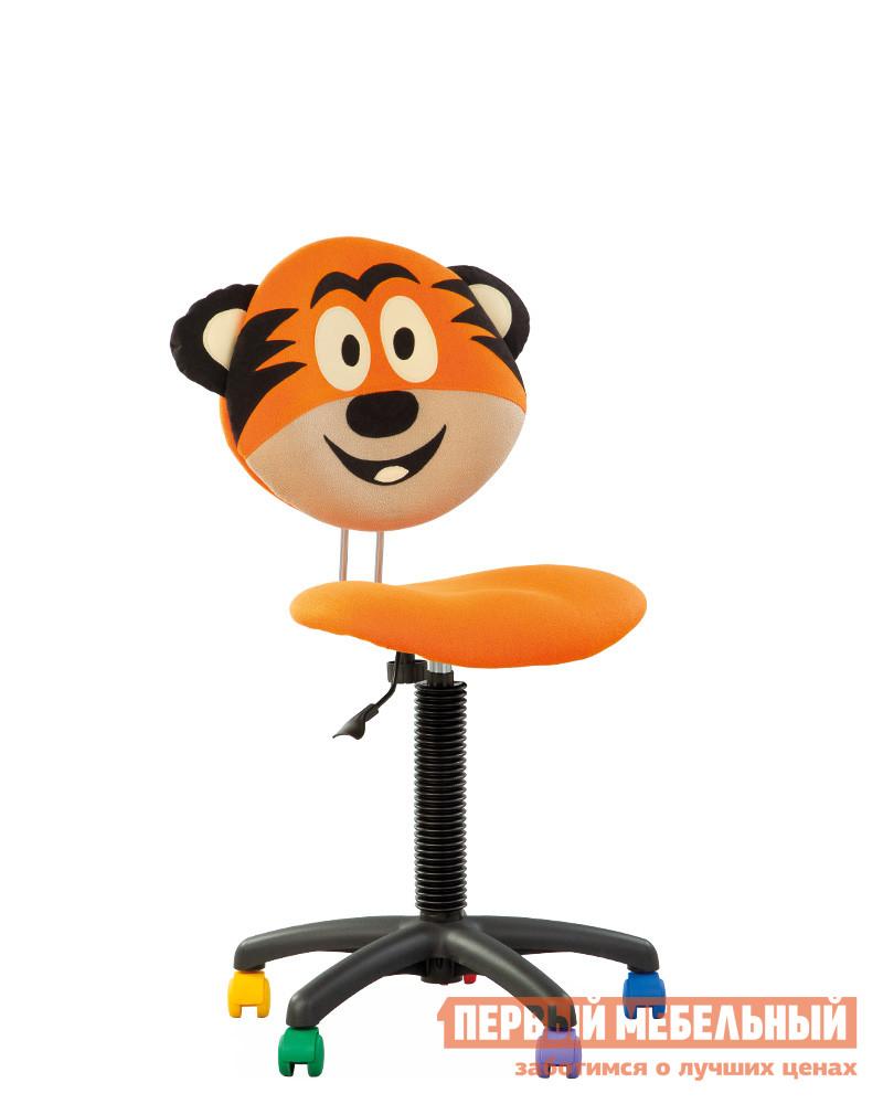 Детское компьютерное кресло NOWYSTYL TIGER GTS PL55 компьютерное кресло nowystyl panda gts pl55