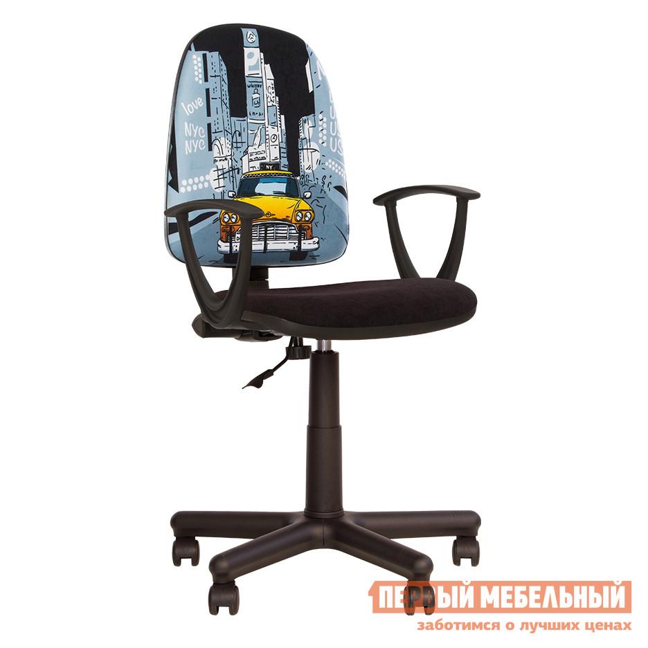 Детское компьютерное кресло NOWYSTYL Детское кресло FALCON GTP MF A TA