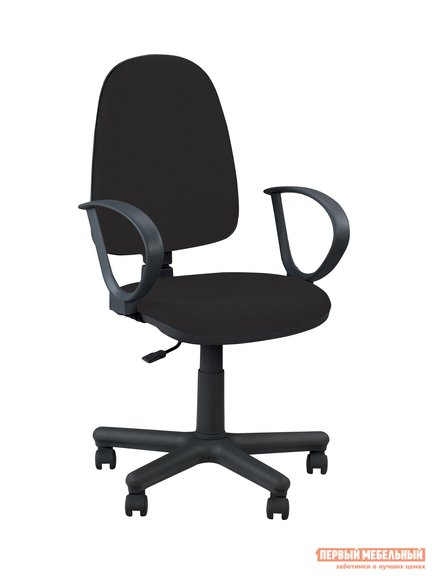 Офисное кресло NOWYSTYL JUPITER GTP CPT PM60  Черная С-11 ткань
