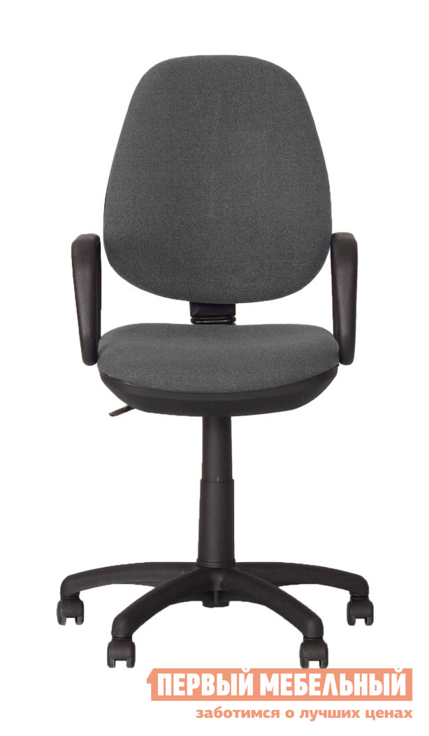 Офисное кресло NOWYSTYL COMFORT GTP Темно-серая С-38 ткань