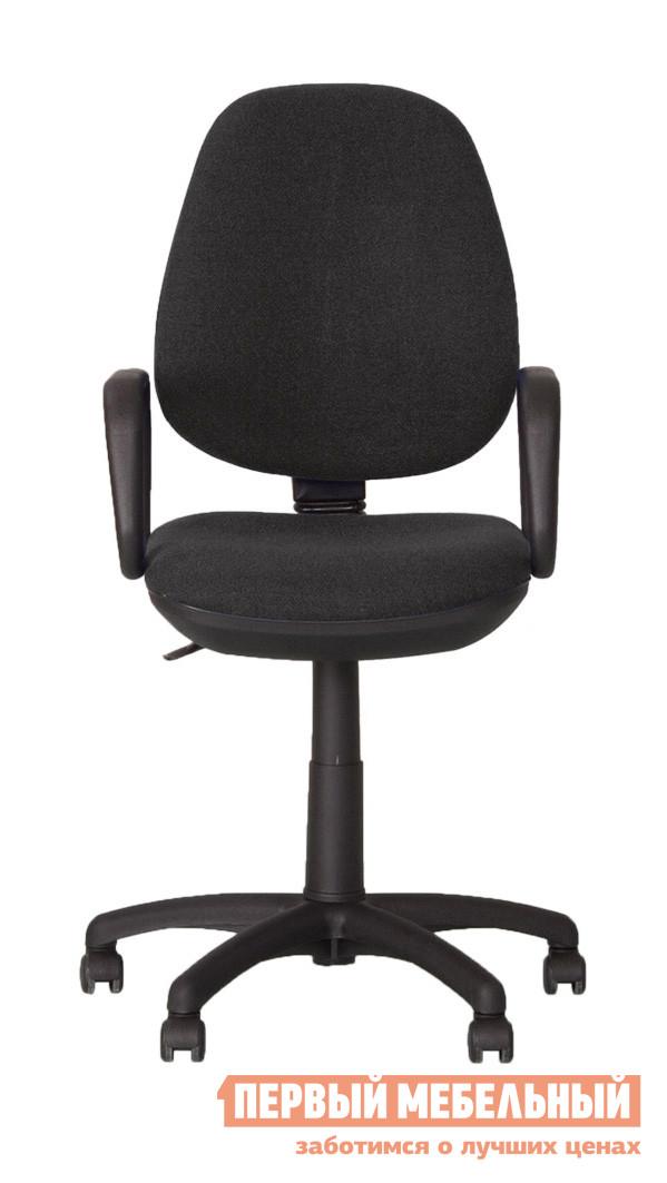 Офисное кресло NOWYSTYL COMFORT GTP Черная С-11 ткань