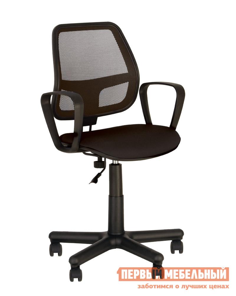 Офисное кресло  ALFA GTP RU Черная С-11 ткань